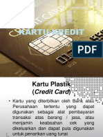 Session 12- Kartu Kredit