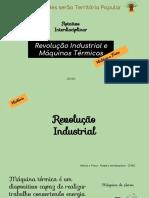 Rotativo - Revolução Industrial e Máquinas Térmicas