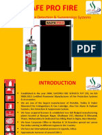DLP - PPT- FIRE SUPPRESSION - SAFEPRO.ppsx