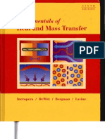Fundamentals of Heat and Mass Transfer-Incropera-6th-Book