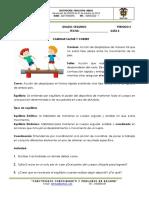 GUIAS SEGUNDO EDUCACIÓN FÍSICA JULIO