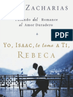 02 Yo Isaac Te Tomo a Ti Rebeca - Pasando del Romance al Amor Duradero - Ravi-Zacharias.pdf