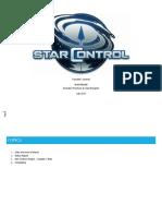Star Control - July 2018