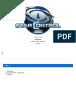 Star Control - May 2018