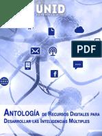 Antología de recursos digitales para desarrollar