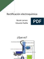 Presentacion Rectificación electroquímica