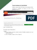 tutorialUbuntu
