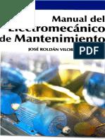 456645301 Manual Del Electromecanico de Mantenimiento 1 PDF