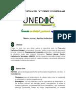UNIDAD EDUCATIVA DEL OCCIDENTE COLOMBIANO
