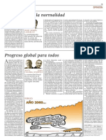 Progreso global para todos de J Caldera