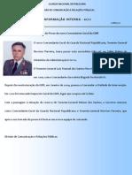 DCRP-Boletim de Informação Interna 01-11