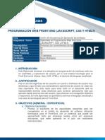 PROGRAMA DE CLASE DEL DIPLOMADO WEB FRONT-END (JAVASCRIPT, CSS3 Y HTML5).pdf