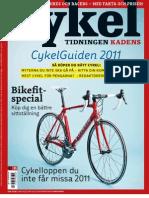 the best attitude 32cf4 bdba6 Cykeltidningen Kadens  1, 2011