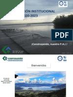 PAI 2020 - 2023 CorpoNariño