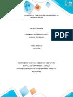 INFORME COMPONENTE PRACTICO FARMACOTECNIA