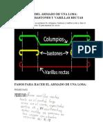 ELEMENTOS DEL ARMADO DE UNA LOSA.docx
