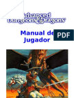 AD&D 2.0 - Manual de Jugador