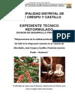 PROYECTO CAFE-ALTO BELEN