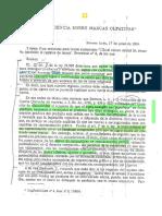 4. Fallo L´oreal c. Antiall SA - Marca Olfativa es registrable mientras sea descriptible