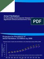 Atrial Fibrillation Slide Presentation
