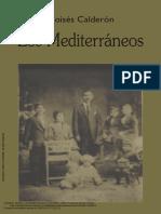 Calderon Moises - Los Mediterraneos