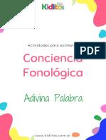 KIDITOS - ADIVINA PALABRA.pdf