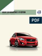 Leaflet Volvo C30 AE4_IN
