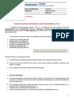 5.CONSTITUIÇÃO DE PROVISÕES - ATIVO E PASSIVOS
