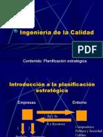 Unidad I, Planificación Estratégica