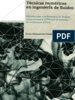 Fernandez, M. (2012). Técnicas numéricas en ingeniería de fluidos