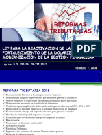 0 REFORMAS TRIB  LEY DE REACT ECONOMICA 7FEB2018