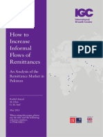 how to increase flow of remittances