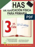 Wanceulen - Fichas de Educación Física para primaria 3º ciclo.pdf