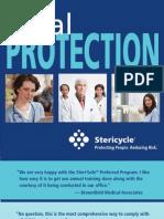 Steri-Safe OSHA Compliance Program Brochure