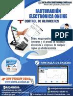 BROUCHERE SISTEMA DE FACTURACION WEB