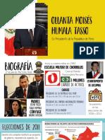 Ollanta Moisés Humala Tasso