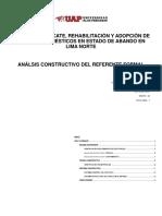 CRITICA - Análisis Estrutural