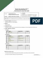 Guía de Laboratorio N° 7-pH
