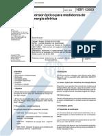 NBR 12889 - 1993 - Sensor Óptico para Medidores de Energia Elétrica.pdf