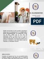 PPT matrimonio USAN