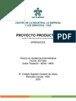 9. Proyecto Productivo Aprendices 2020 (1).doc