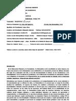TRABAJO PRÁCTICO 575- 4 Y 5 CORRIGIENDO 575 EN DESARROLLO 2019-2