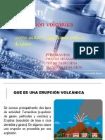 ERUPCION VOLCANICA 7