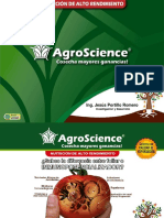 5. Nutrición de alto rendimiento AGROSCIENCE INTAGRI