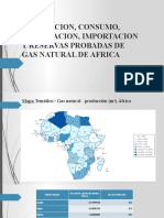 GAS NATURAL - AFRICA
