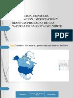 GAS NATURAL - AMERICA DEL NORTE