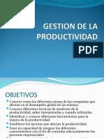 GESTION DE LA PRODUCTIVIDAD 2