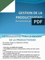 GESTION DE LA PRODUCTIVIDAD 4