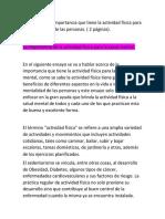 TRABAJO DE EDUCACIÓN FÍSICA RESUELTO