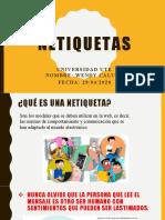 NETIQUETAS.pptx